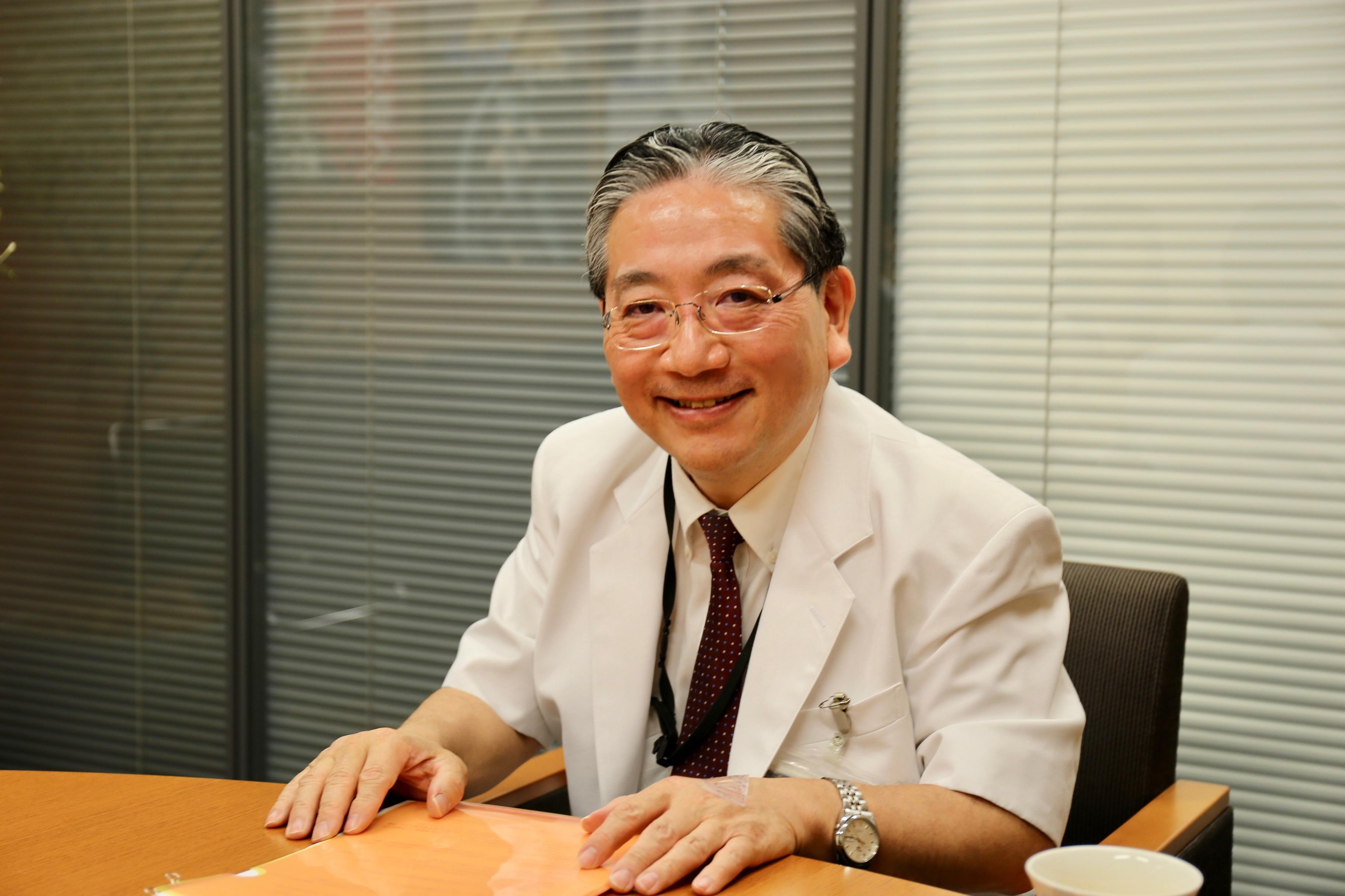 「人と接する仕事」への思いが原点—安藤高夫先生のあゆみ