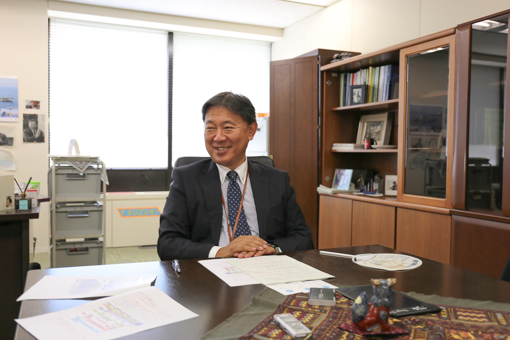 医系技官とは?初代医務技監に就任された 鈴木康裕先生が語るその魅力