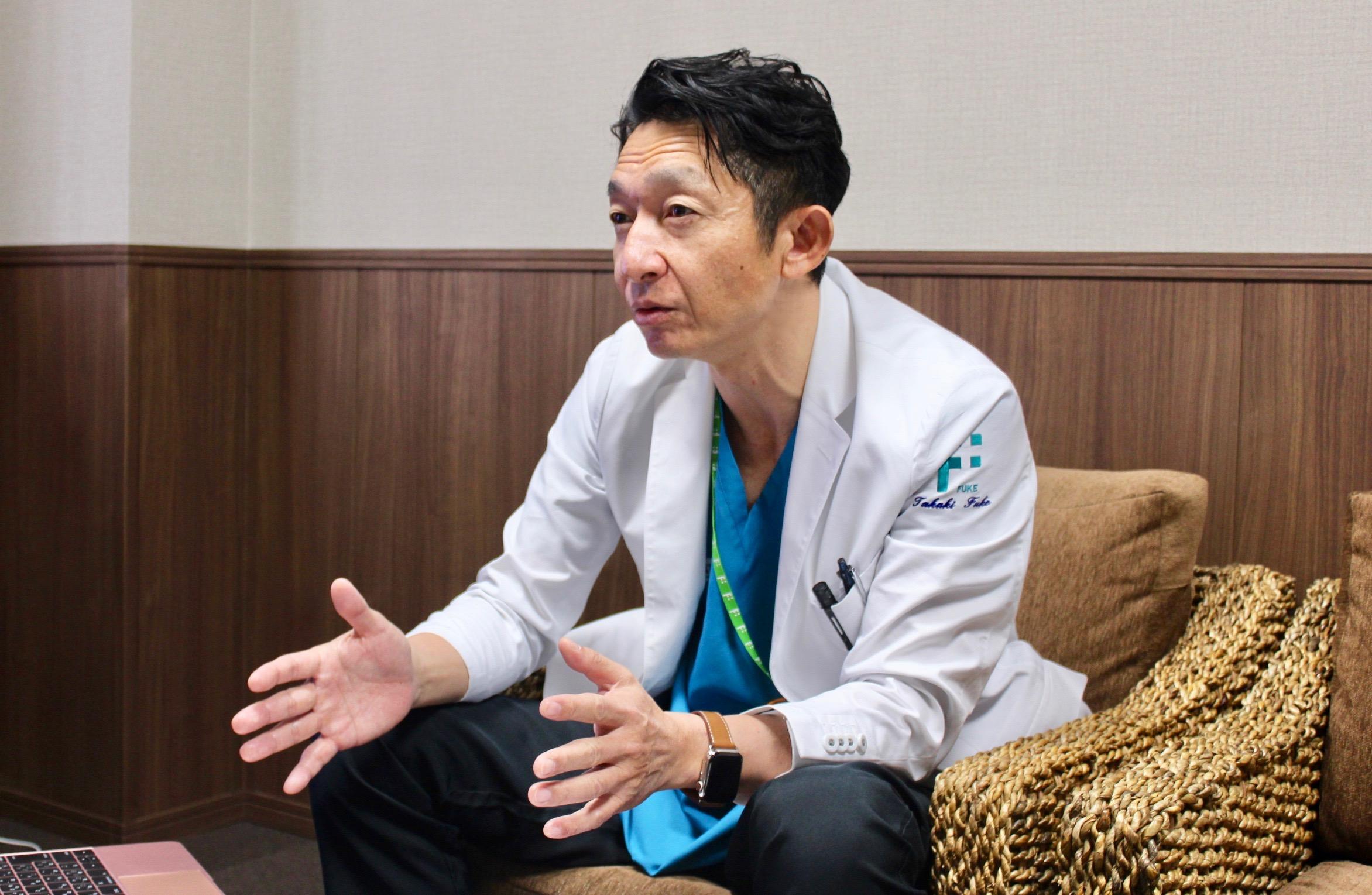「されたい医療・されたい看護・されたい介護」−富家病院の理念と取り組み