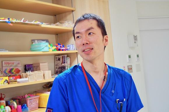 みんなが働きやすい環境をつくるために−芳珠記念病院リハビリテーション室室長の思い