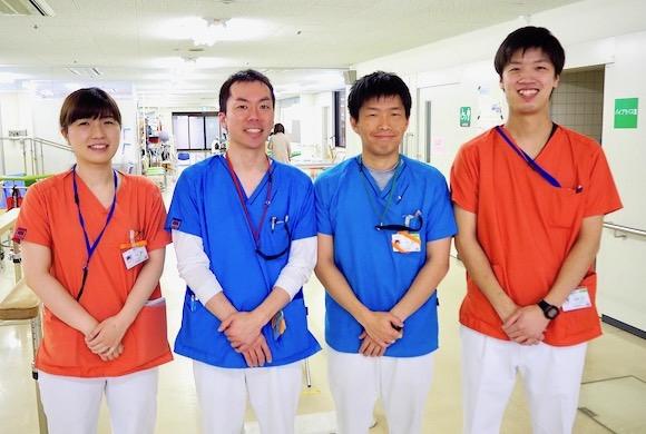 患者さんが安心して自宅に戻るために−芳珠記念病院リハビリテーション室の取り組み