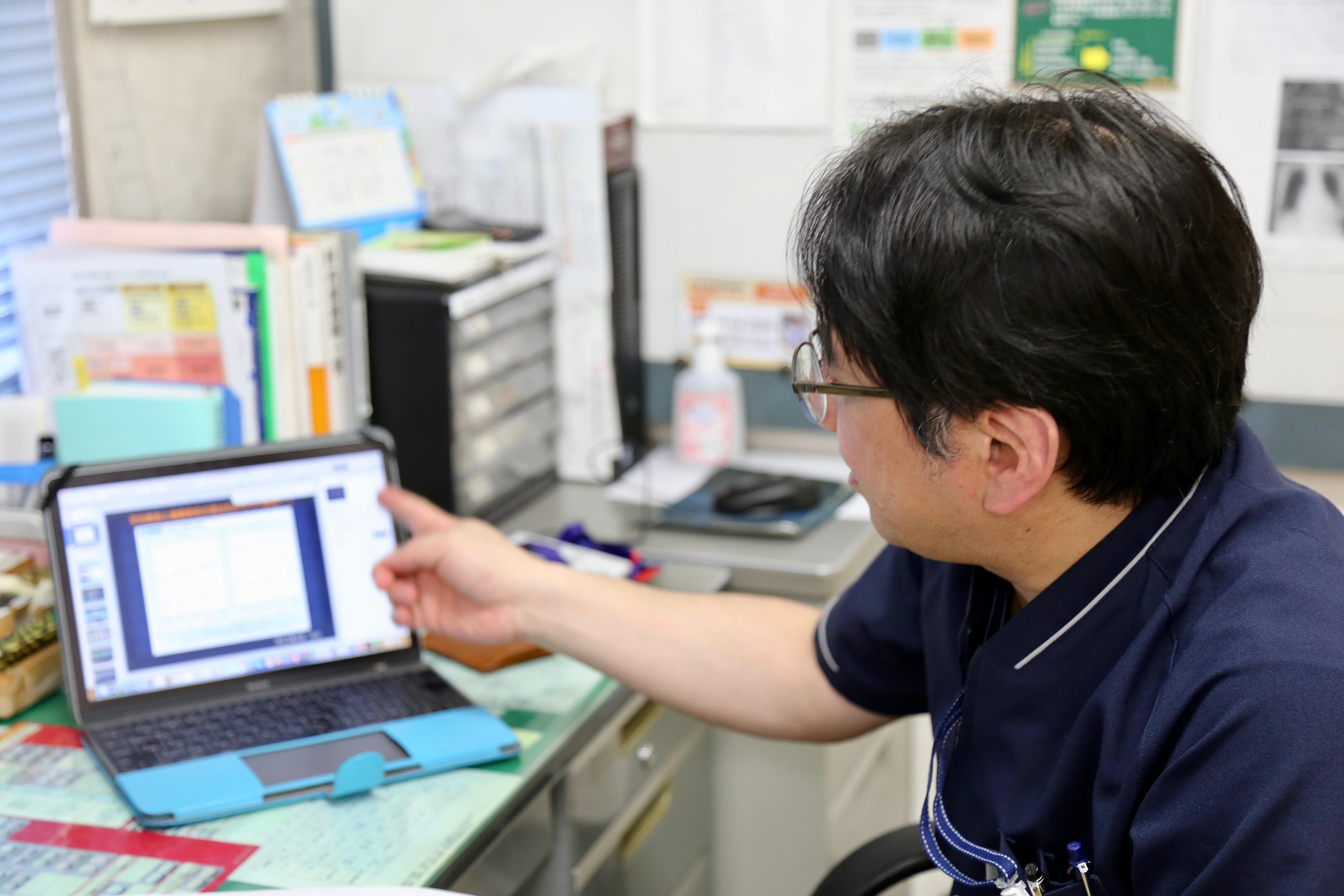 フレイル対策に通じる経腸栄養管理—目白第二病院における実践