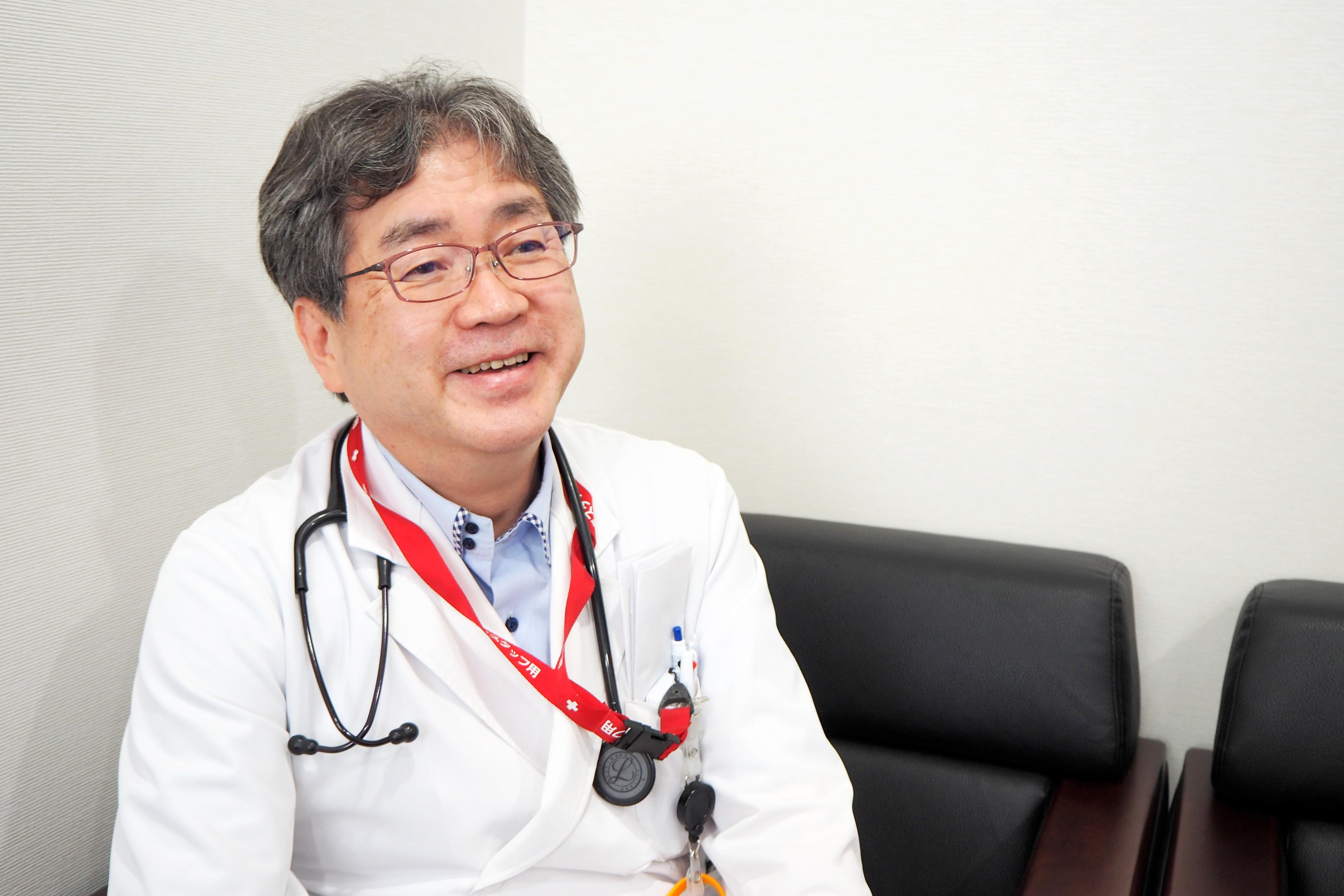 患者さんの栄養管理は、管理栄養士の知識なしには難しい――飯田達能先生の思い