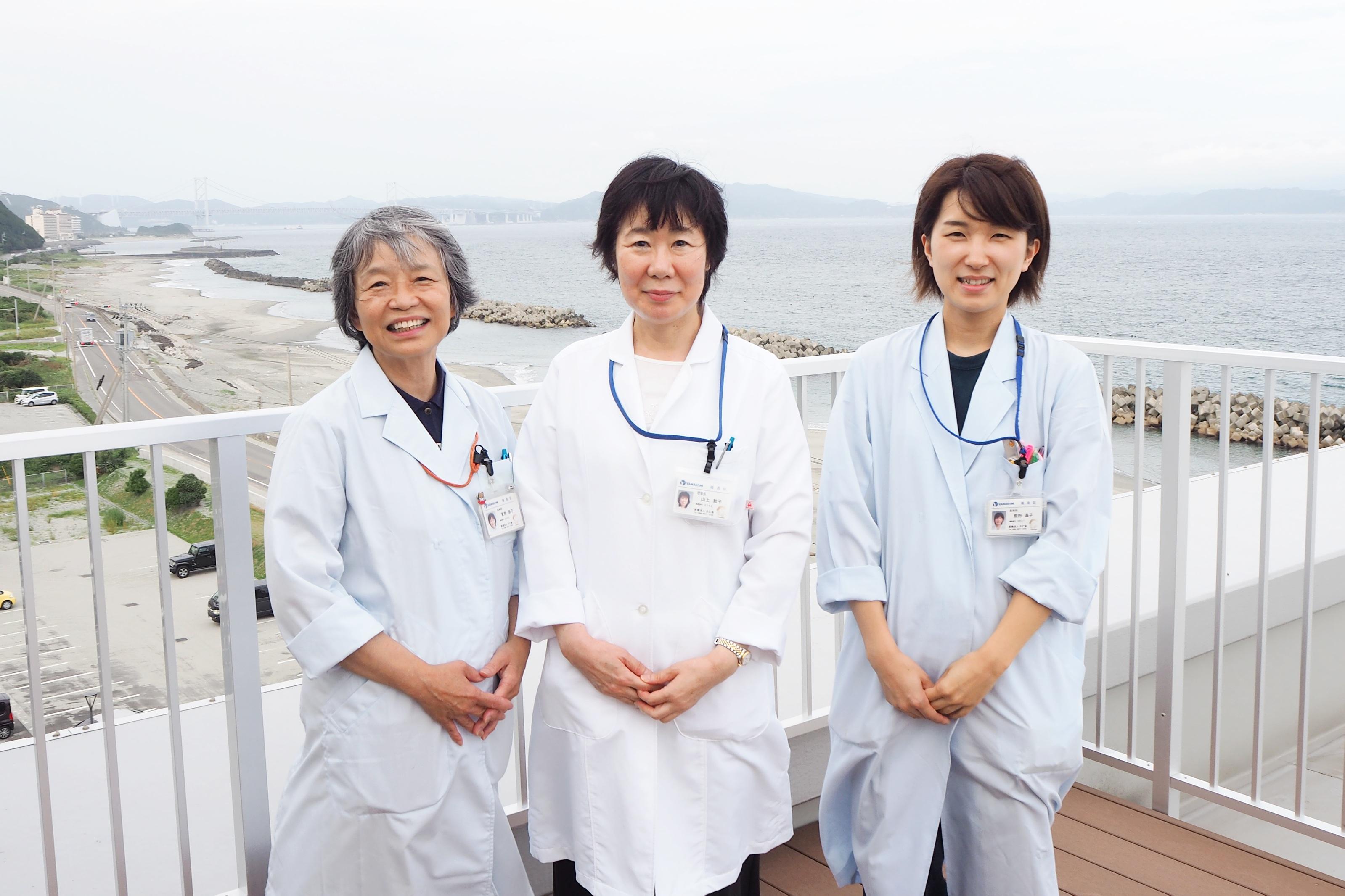 「鳴門が大好き」だから地域を元気にしたい――鳴門山上病院のあゆみ