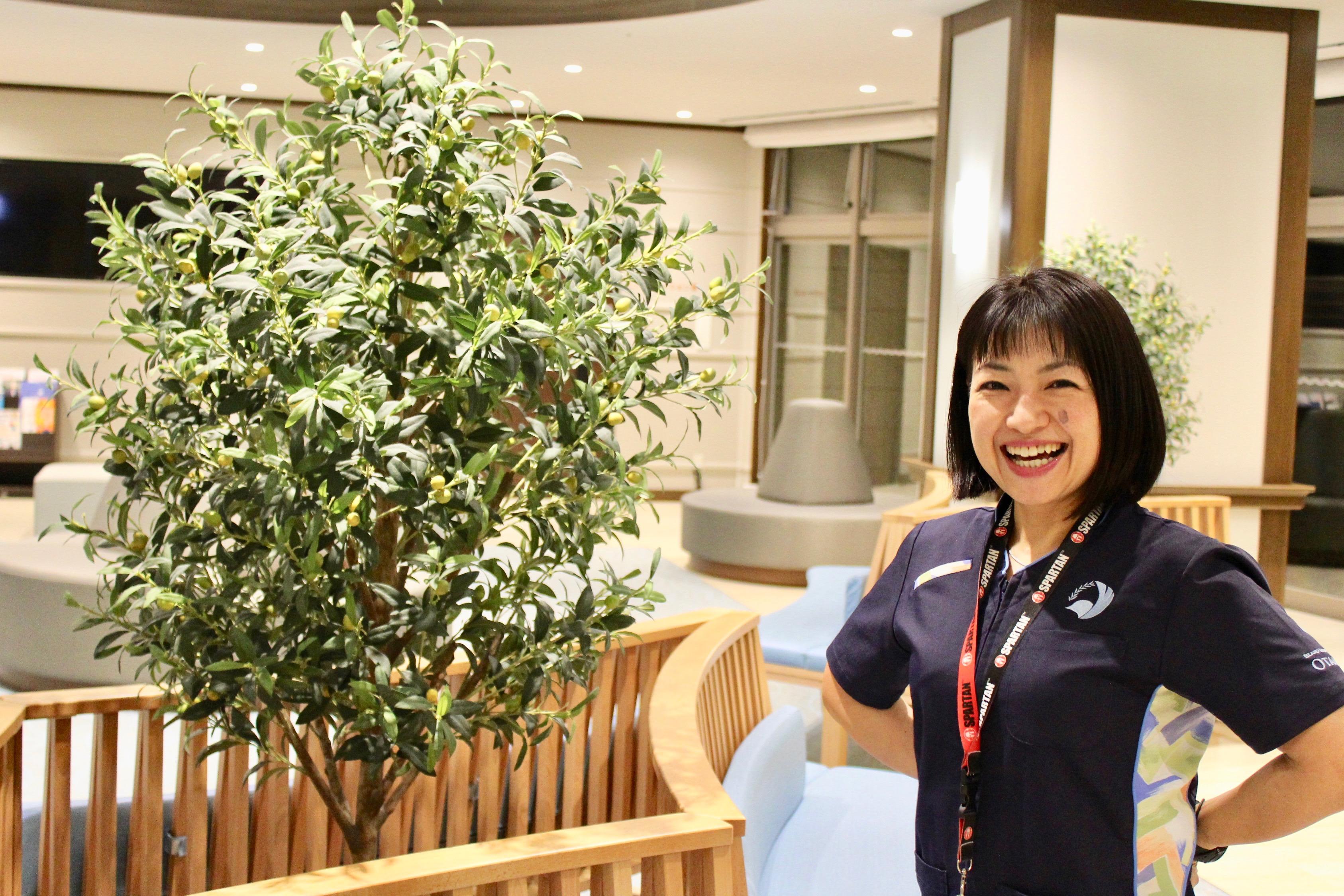"""""""江田島が大好き、患者さんは家族"""" 島の医療を支える大谷まり先生の思い"""